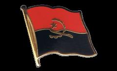 Spilla Bandiera Angola - 2 x 2 cm