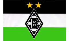 Bandiera Borussia Mönchengladbach Logo - 100 x 150 cm