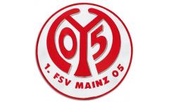 Applicazioni 1. FSV Mainz 05 Logo - 20 cm