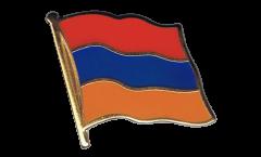 Spilla Bandiera Armenia - 2 x 2 cm