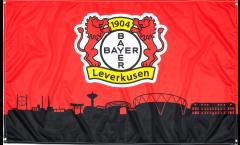 Bandiera Bayer 04 Leverkusen - 90 x 150 cm