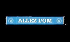 Sciarpa Olympique Marseille ALLEZ L'OM - 130 cm