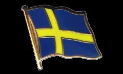 Spilla Bandiera Svezia - 2 x 2 cm