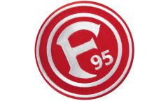 Applicazioni Fortuna Düsseldorf Logo - 8 x 8 cm