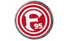 Spilla Fortuna Düsseldorf Logo - 1.5 x 1.5 cm