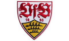 Applicazioni VfB Stuttgart Wappen - 8 x 8 cm