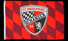 Bandiera FC Ingolstadt 04 - 100 x 150 cm
