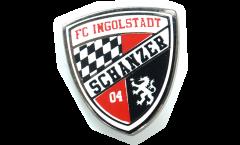 Spilla FC Ingolstadt 04 Logo - 1.5 x 1.5 cm