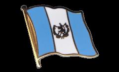 Spilla Bandiera Guatemala - 2 x 2 cm