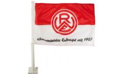 Bandiera per auto Rot-Weiss Essen  - 30 x 45 cm
