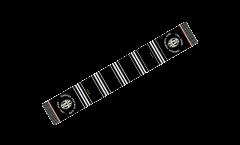 Sciarpa Juventus Turin Logo - 17 x 150 cm