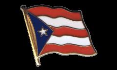 Spilla Bandiera USA Puerto Rico - 2 x 2 cm