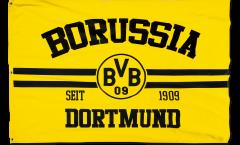 Bandiera Borussia Dortmund - 100 x 150 cm