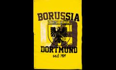 Bandiera Borussia Dortmund Stadtwappen - 100 x 150 cm
