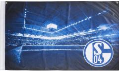 Bandiera FC Schalke 04 - 90 x 140 cm