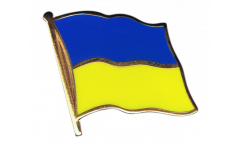 Spilla Bandiera Ucraina - 2 x 2 cm