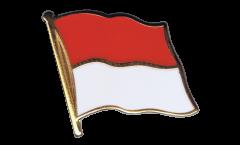 Spilla Bandiera Indonesia - 2 x 2 cm