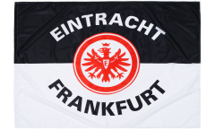 Bandiera Eintracht Frankfurt Classico - 100 x 135 cm