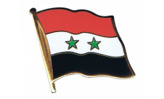 Spilla Bandiera Siria - 2 x 2 cm