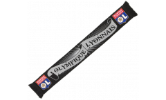 Sciarpa Olympique Lyon Nero - 130 cm