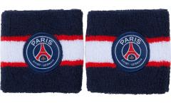 Fascia di sudore Paris Saint-Germain, set da 2 - 8 x 9 cm
