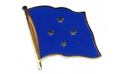 Spilla Bandiera Stati federali di Micronesia - 2 x 2 cm
