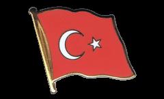 Spilla Bandiera Turchia - 2 x 2 cm