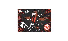 Bandiera Eintracht Frankfurt Attila - 40 x 60 cm