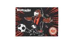 Bandiera Eintracht Frankfurt Attila - 60 x 90 cm