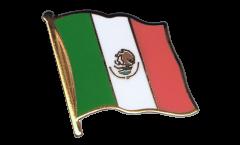Spilla Bandiera Messico - 2 x 2 cm
