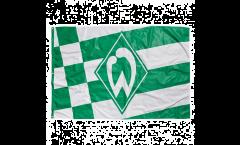 Bandiera Werder Bremen Raute  - 120 x 180 cm