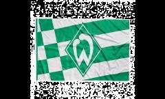 Bandiera Werder Bremen Raute  - 100 x 150 cm