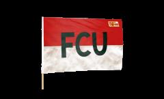 Bandiera da asta 1.FC Union Berlin FCU - 60 x 90 cm