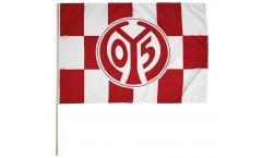 Bandiera da asta 1. FSV Mainz 05 Logo - 60 x 90 cm