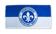 Bandiera SV Darmstadt 98 Logo - 70 x 140 cm