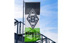 Bandiera Borussia Mönchengladbach Balken - 400 x 150 cm