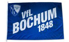 Bandiera VfL Bochum blau - 120 x 180 cm
