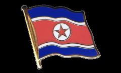 Spilla Bandiera Corea del Nord - 2 x 2 cm