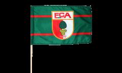 Bandiera da asta FC Augsburg - 60 x 90 cm
