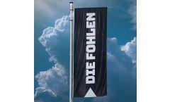 Bandiera Borussia Mönchengladbach Die Fohlen - 400 x 150 cm