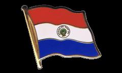 Spilla Bandiera Paraguay - 2 x 2 cm