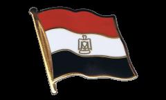 Spilla Bandiera Egitto - 2 x 2 cm