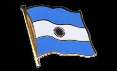 Spilla Bandiera Argentina - 2 x 2 cm