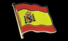 Spilla Bandiera Spagna - 2 x 2 cm