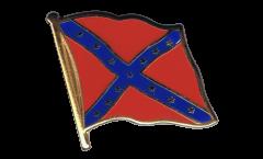 Spilla Bandiera USA Stati del sud - 2 x 2 cm