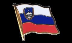 Spilla Bandiera Slovenia - 2 x 2 cm