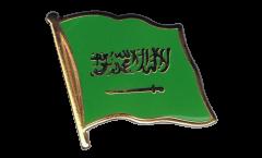 Spilla Bandiera Arabia Saudita - 2 x 2 cm
