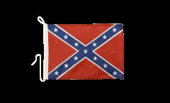 Bandiera da barca USA Stati del sud - 30 x 40 cm