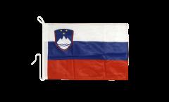 Bandiera da barca Slovenia - 30 x 40 cm