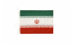 Bandiera da barca Iran - 30 x 40 cm